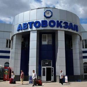Автовокзалы Юкаменского