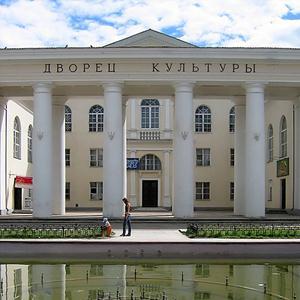 Дворцы и дома культуры Юкаменского