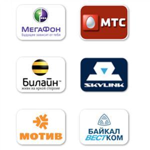 Операторы сотовой связи Юкаменского