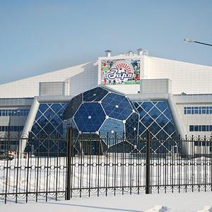 Спортивные комплексы Юкаменского