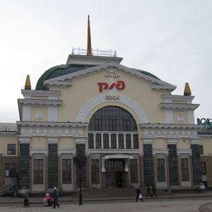 Железнодорожные вокзалы Юкаменского